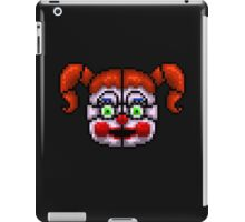 BABY - FNAF Sister location - Pixel Art iPad Case/Skin
