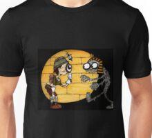Egyptian Tomb explorer and Mummy Unisex T-Shirt