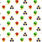 LoZ Sage Jewels - Version 2 by RileyOMalley