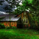 The Old Schoolhouse by Nigel Bangert