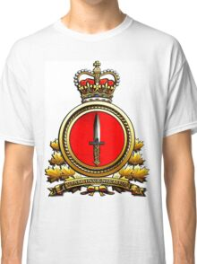 Special Operations Forces (Canadian) Command Badge Classic T-Shirt