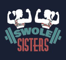 Swole Sisters Kids Tee