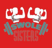 Swole Sisters Baby Tee