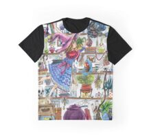 Lil Witch's Storage Room Graphic T-Shirt