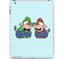 Super Cow Brothers iPad Case/Skin