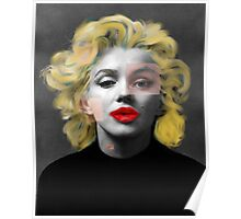 Paradox of Marylin Poster
