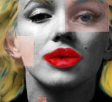 Paradox of Marylin Sticker