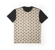 Pattern: Great White Shark ~ Vintage Graphic T-Shirt