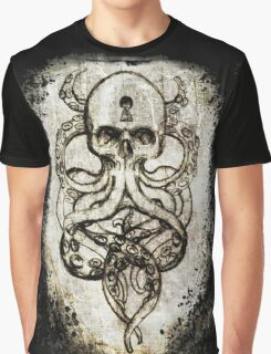 Cthulu Tentacles Graphic T-Shirt