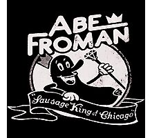 Abe Froman Photographic Print