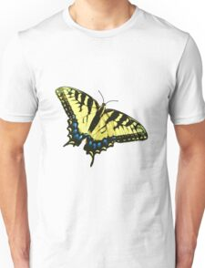 Tiger Swallowtail Unisex T-Shirt