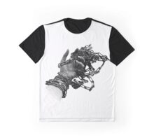 Chained Graphic T-Shirt