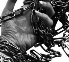 Chained Sticker