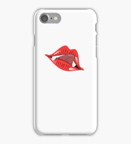 Vampire Mouth iPhone Case/Skin