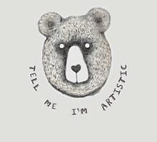 Artistic Bear Tee T-Shirt