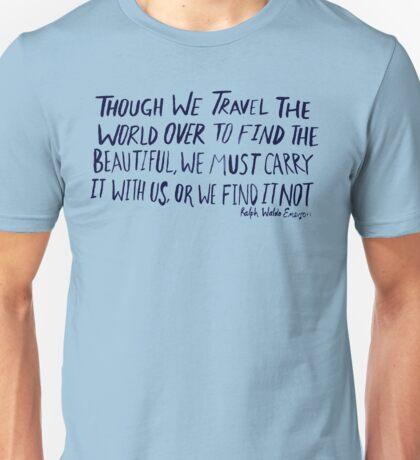 Emerson: Beautiful Unisex T-Shirt