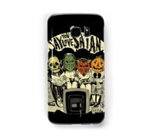 Say You Love Satan 80s Horror Podcast Logo Samsung Galaxy Case/Skin