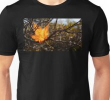 Fallen Maple Leaf Unisex T-Shirt