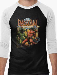 Rastan Men's Baseball ¾ T-Shirt
