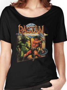 Rastan Women's Relaxed Fit T-Shirt