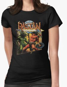 Rastan Womens Fitted T-Shirt