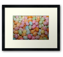Jelly Beans! Framed Print