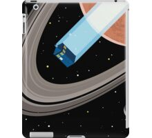 Tardis in space iPad Case/Skin