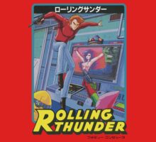 Rolling Thunder Baby Tee