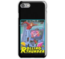 Rolling Thunder iPhone Case/Skin