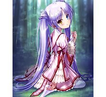 Kanade Forest Nymph Photographic Print