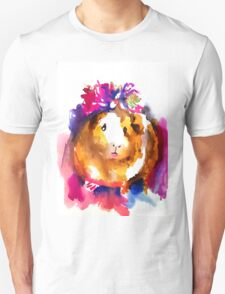Guinea Pig in the Spring T-Shirt