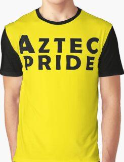 Aztec Pride Graphic T-Shirt