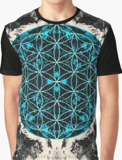 Flower of Life 4/16b Graphic T-Shirt