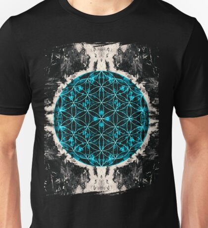 Flower of Life 4/16b Unisex T-Shirt