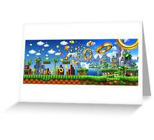 BEST - Sonic The Hedgehog 25th Anniversary - CHEAP Greeting Card