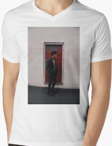 And then? Mens V-Neck T-Shirt