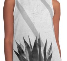 Patterns of Vigas and Succulents Contrast Tank