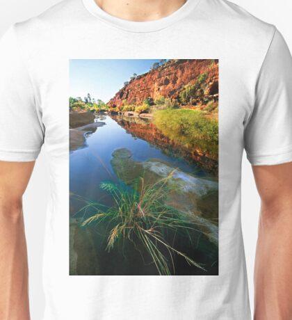 Palm Valley, Central Australia Unisex T-Shirt