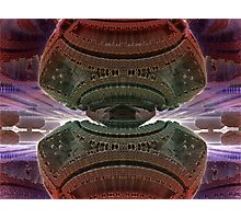 Guardian Of Planet P Photographic Print