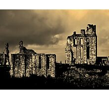 Ruins of Time Photographic Print