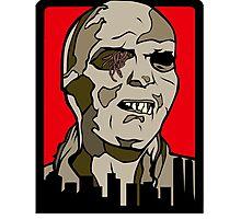 Classic Fulci Zombie - Lucio Fulci Photographic Print