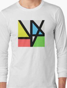 New order logo Long Sleeve T-Shirt
