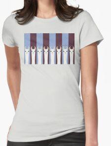 LLAMAS or ALPACAS ?? Womens Fitted T-Shirt