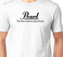 Pearl Drums Logo Unisex T-Shirt