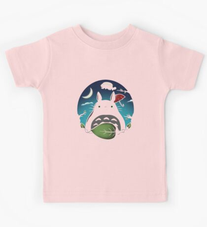 Totoro,My Neighbor Kids Tee