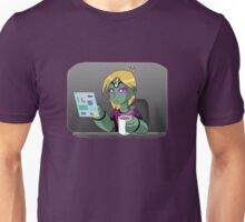 Research and Hot Cocoa Unisex T-Shirt