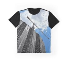 We Build Castles in the Sky Graphic T-Shirt