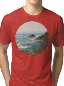 Oregon Coast Tri-blend T-Shirt