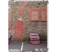 Room with View By a Chimney iPad Case/Skin