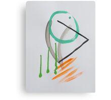 Architect No3 Canvas Print